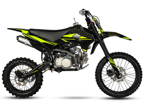 STOMP Z3-140, 140CC PIT BIKE BIG WHEEL