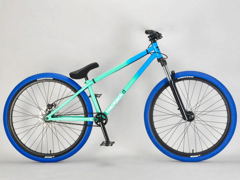Blackjack D Blue Fade Jump Bike