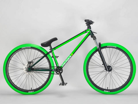 Blackjack D Green Jump Bike