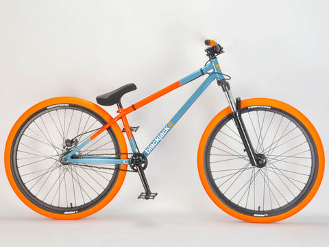 Blackjack D Grey Orange Jump Bike