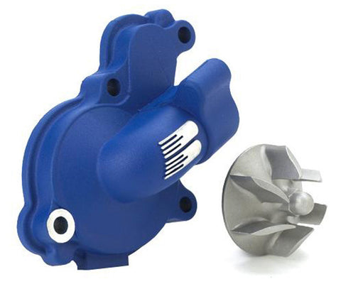 KAWASAKI - BOYESEN WATER PUMP KIT - BLUE