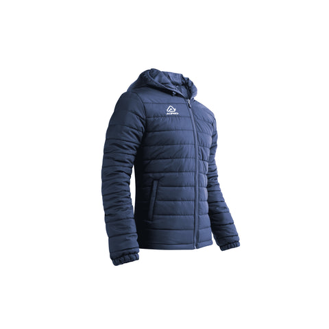 Acerbis Artrax Bomber Casual Jacket Coat - Blue