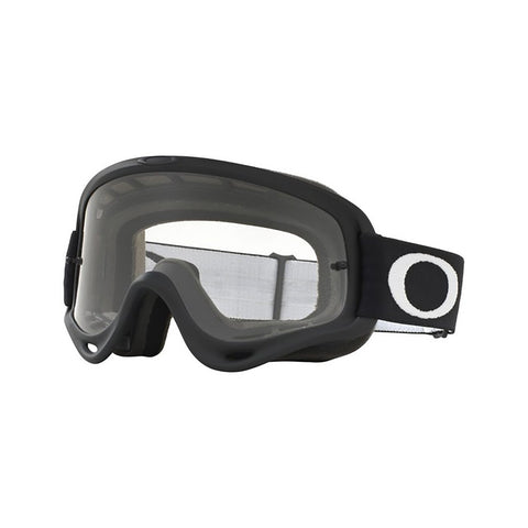 Oakley 2020 O Frame MX Goggle Adult (Matte Black) Clear Lens