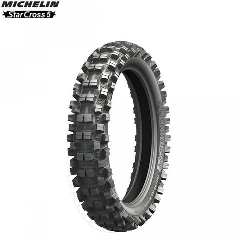 Michelin Starcross 5 Medium Tyre - Rear