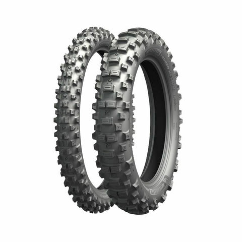 Michelin Enduro Medium Tyres - Front & Rear
