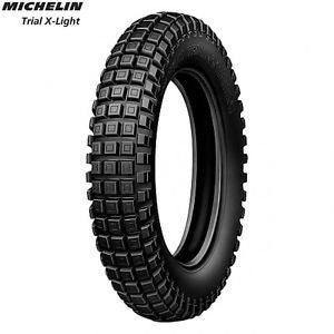 Michelin X11 Tubeless Trials Tyre - Rear