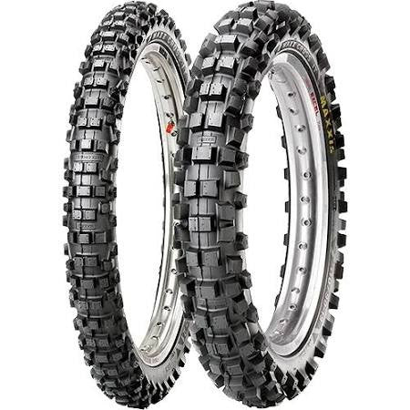 Maxxis IT Intermediate Motocross E-Marked Tyres - Front & Rear