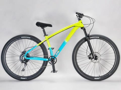 Lucky 6 STB Teal Jump Bike