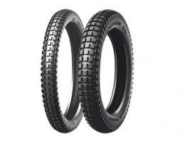 Michelin X-Light Tubeless Trials Tyres - Front & Rear