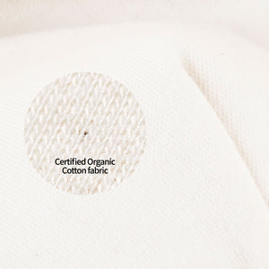 Organic Cotton Face Mask - Large (Pre-Order | 3rd Batch) - hannahpad
