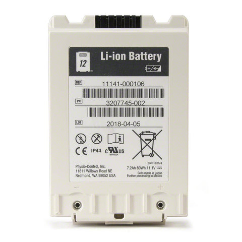 Medtronic Lifepak 12 HighPak Li-Ion Battery