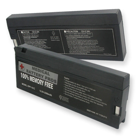 R&D Batteries 5387 BatteryNihon Kohden Lifescope 6, 6102A, 6105A, 6543A, 6543L, 6551A Battery