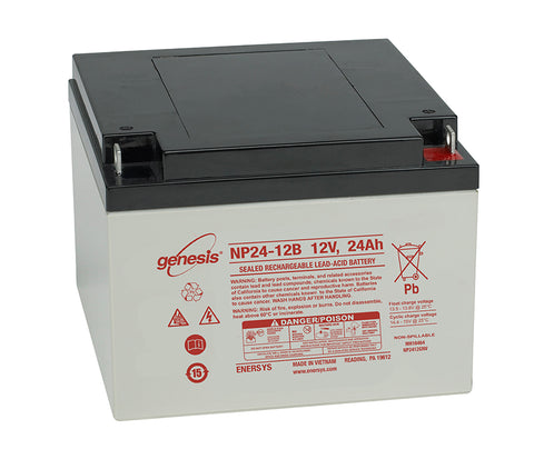 Cambridge Instruments (American Optical & Picker Int'l) Explorer Mobile X-Ray Battery (Driveside)