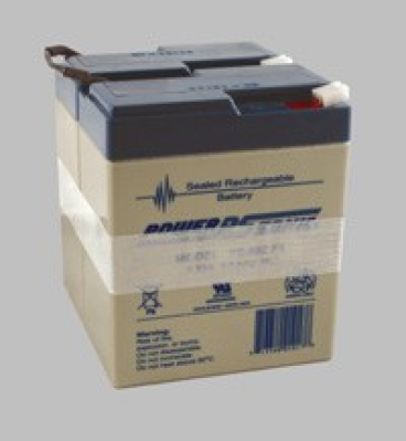 Executone Information Systems Lifesaver System Battery (Requires 4/unit)