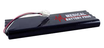 Datex-Ohmeda AS-3 Monitor Compact Option (017007) (MNC784623P) (17007-HEL) Battery