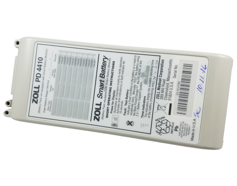 Zoll - ZMI PD1400, 1600, 1700, 2000, 4410, M Series, AED Pro (8000-0299-01) Battery (OEM)