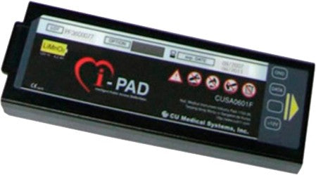 CU Medical Systems i-Pad NF1200 AED (NF-OA03) Battery (OEM)