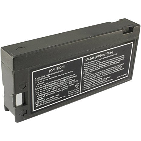 "Criticare Systems, Inc. Poet Plus 8100 (83278B001) Battery *Short Version* 5.65"" (Requires 2/unit) * May use either Short or Long Version*"
