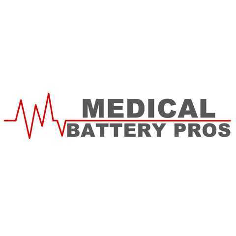 Devilbiss (Pulsair, Sunrise Medical) OMS 50, Victor VOC 500 Pulse Dose System Battery