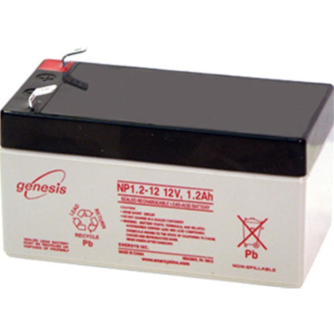 QMed Interp 1000 EKG Battery