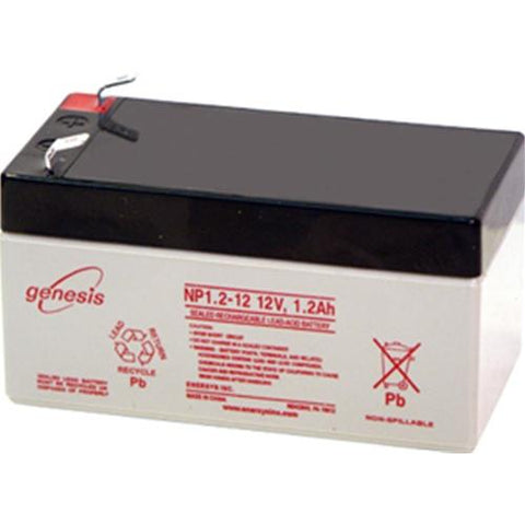 Fisher-Berkeley Freezer Backup (28109601) Battery