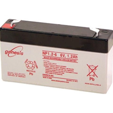 Scale-Tronix Bed Scale 2500 Battery (Requires 4/unit)