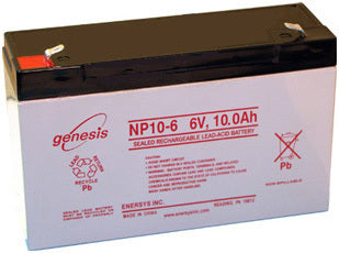 Ferno Ille T.H.E. Medical Lift Battery (Requires 4/unit)