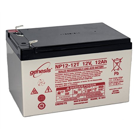 Medcare Cart Battery (Requires 2/unit)