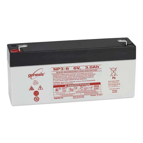 Puritan Bennett 240 Monitor Battery (Requires 2/unit)