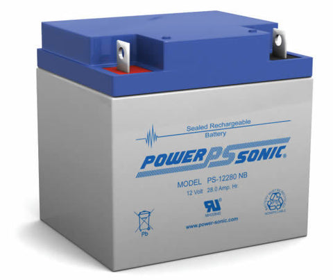 Amsco (Steris) C-Max Bed Battery (Requires 2/unit)