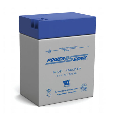 3M Healthcare (Centrimed, Racal & Sarnes, AVI) Blood Pump Battery (Requires 4/unit)
