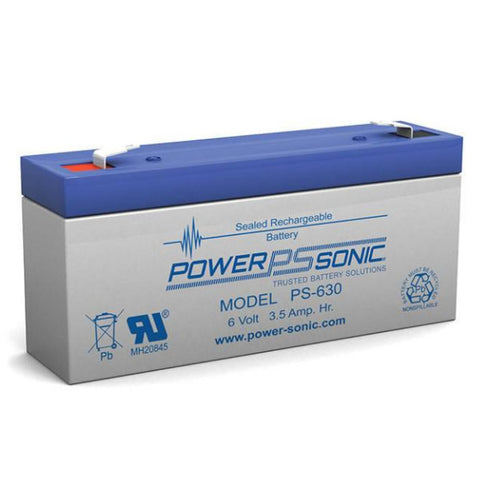 Pace Tech Mini Max CL Battery