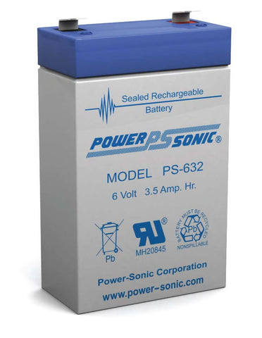 Cas Medical Systems (Bio Logic Devices) NIBP 9001, 9002, 9301, 9303 (01020076) (27761) Battery