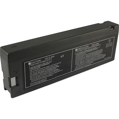 "Criticare Systems Poet Plus 8100 Battery *Long Version* 7.17"" (Requires 2/unit)"
