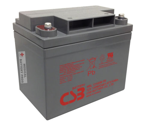 PHS West Ergo Express PTC1 Battery (Requires 2/unit)