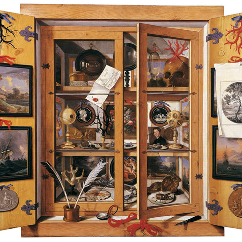 Cabinet of Curiosities box (Oct '19)