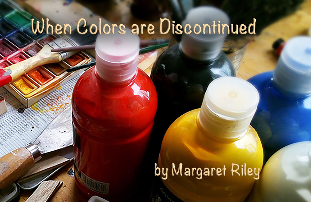 When Colors are Discontinued