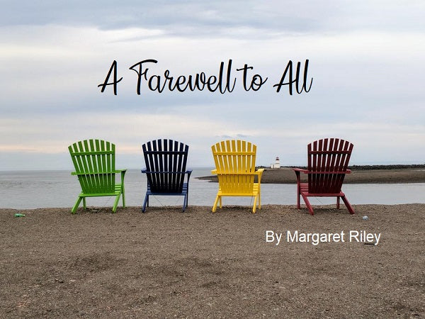 Farewell to all by Margaret Riley