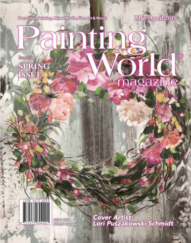 Painting World Magazine Spring Issue!