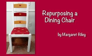 Repurposing a Dining Chair