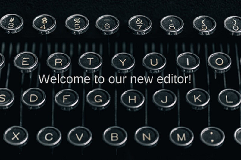 Welcome to our new editor!
