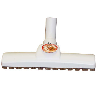 "12"" FLOOR BRUSH WITH WHEELS"