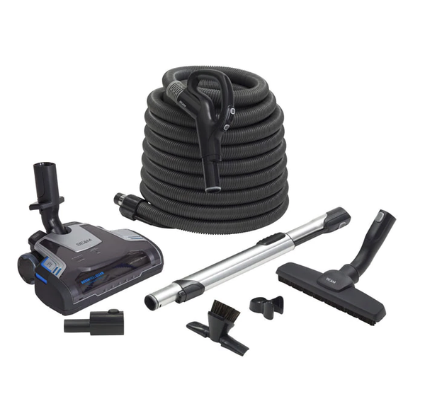 Beam Precision Electric Central Vacuum Attachment Package