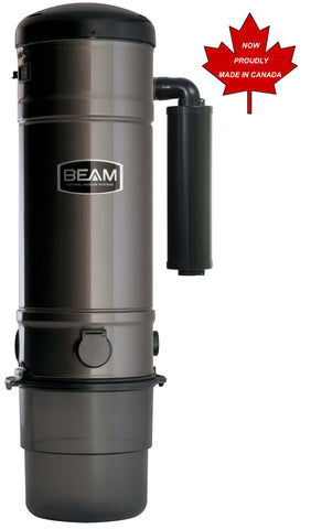 BEAM 375D CENTRAL VACUUM