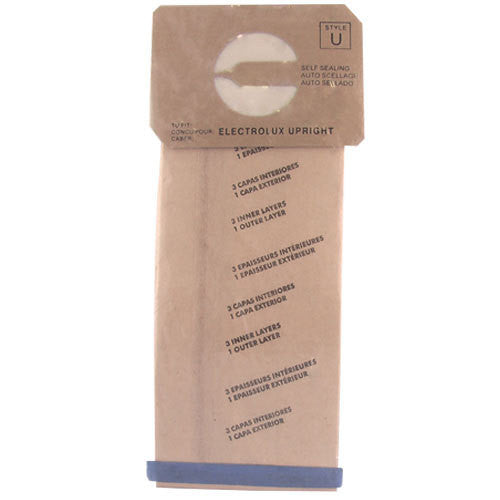 Electrolux Type U Upright Vacuum Cleaner Bags 12pk
