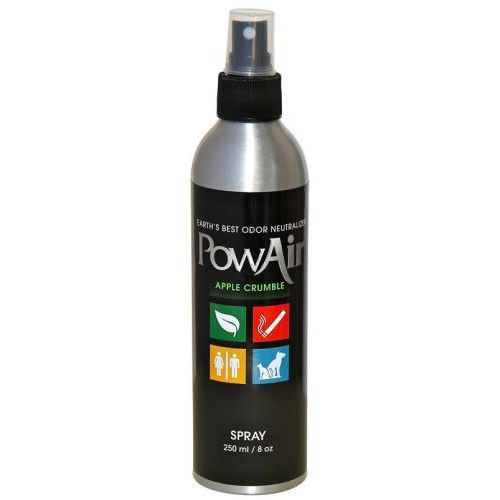 POWAIR, 8 oz / 250 ml SPRAY NEUTRALIZER - APPLE CRUMBLE