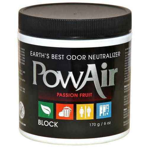 POWAIR, 6oz NEUTRALIZER BLOCK - PASSION FRUIT