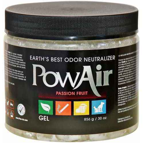 POWAIR, 15oz / 500ML NEUTRALIZER GEL - PASSION FRUIT