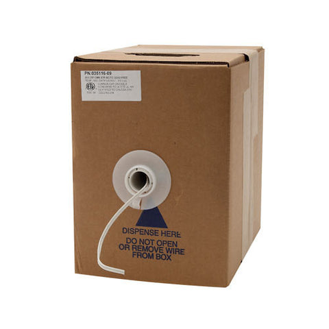 Central Vacuum Low Voltage Wire - $/Ft