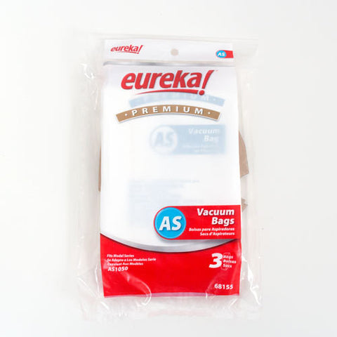 Eureka Style AS Airspeed Vacuum Cleaner Bags 3pk
